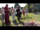 Лама Олег. Огненная пуджа и практика очищающего дыма, 2 июня 2013. Часть 2 из 4