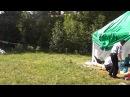 Лама Олег. Огненная пуджа и практика подношения очищающего дыма, 2 июня 2013. Часть 4 из 4