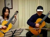 Little cottage on the island (Maria Linnemann) - Guitar Duet