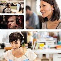 Телефонные гарнитуры для офиса и call-центра