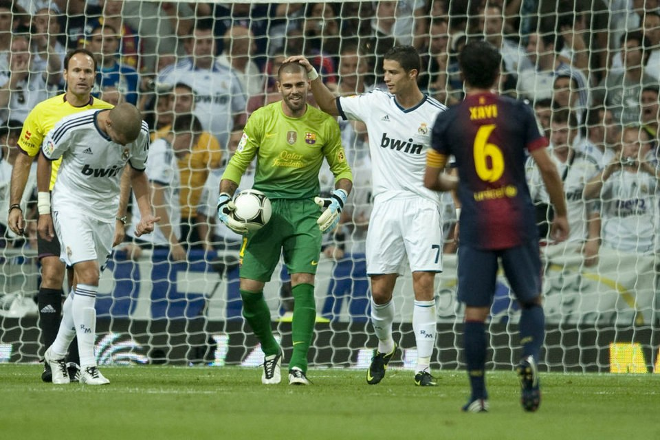 Реал Мадрид, Барселона