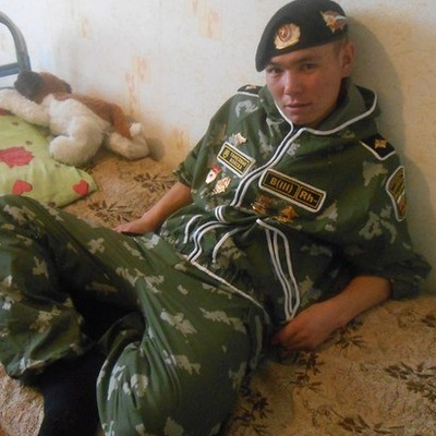 Рустам Давлетшин, 8 октября , Краматорск, id188180651