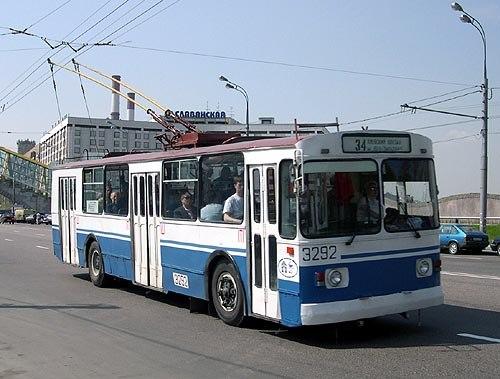 Троллейбусы в сообществе