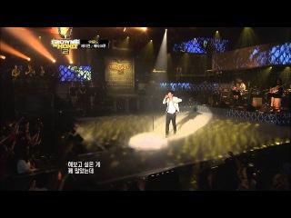 [쇼미더머니2_4회] 제이켠(J'kyun) - Heaven (feat.윤하) @ 1차 공연