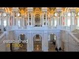 Travel Washington, DC - Tour The Library of Congress