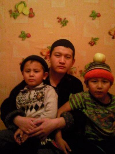 Timur Mirzovalizodi, 9 февраля 1994, Ангарск, id186615015