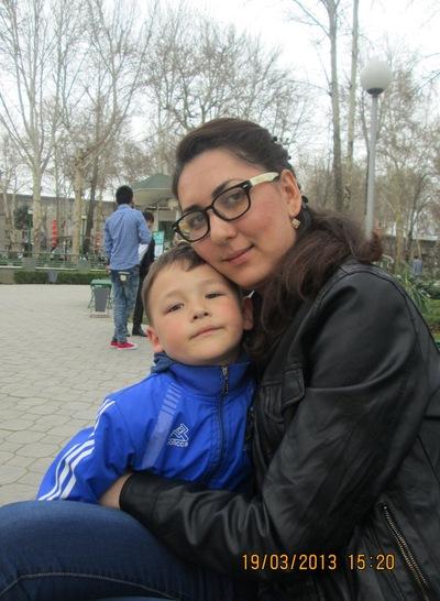 Мадина Пулатова, 12 июля , Череповец, id109330286