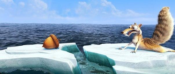 начался новый трехмерный марафон.  Ледниковый период 4. Ледниковый период 4. Ледниковый период 4. Ледниковый период 4.