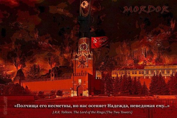 Россияне все хуже относятся к Украине, - опрос - Цензор.НЕТ 1073