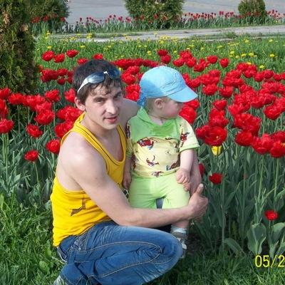 Андрей Иванов, 1 мая 1986, Рыбинск, id100691094