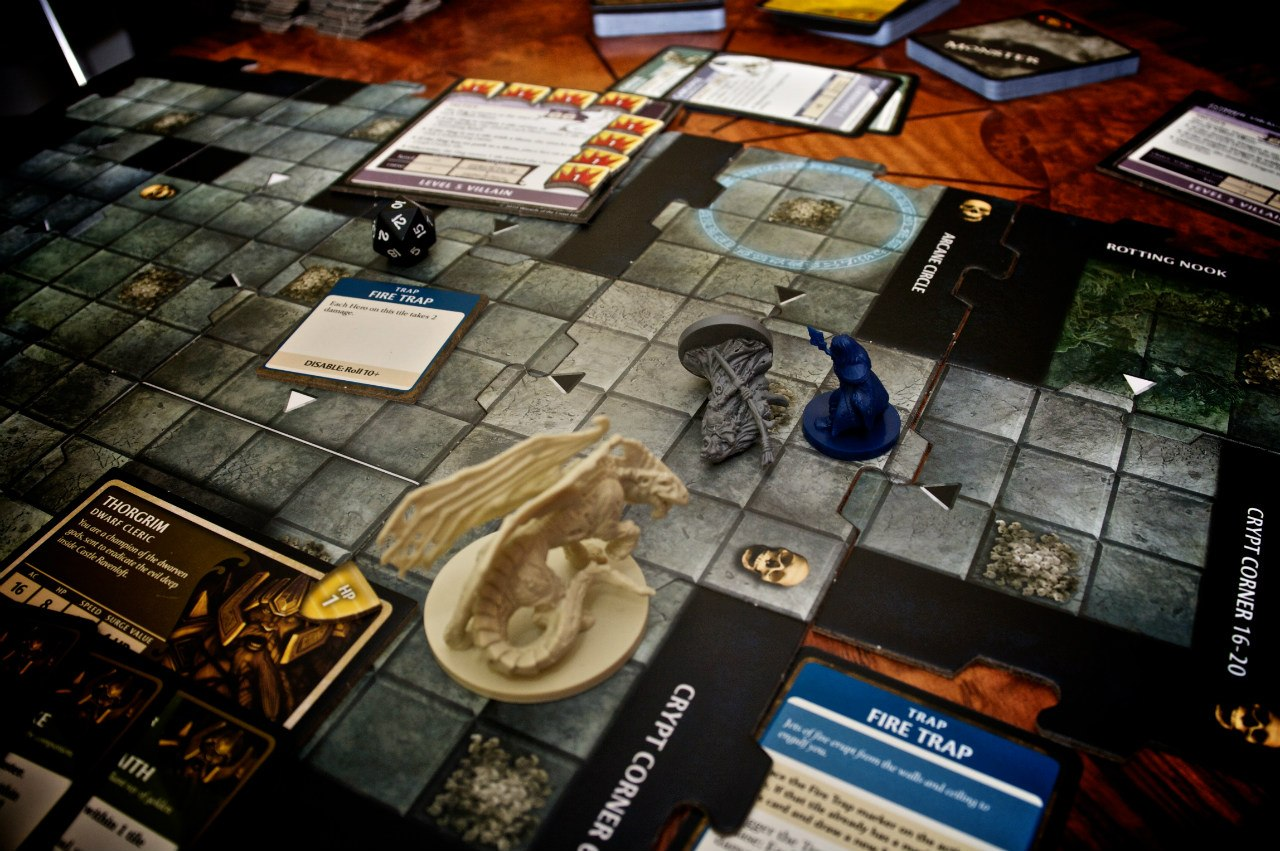 Amsterdam Looking For Players For Castle Ravenloft Simplified
