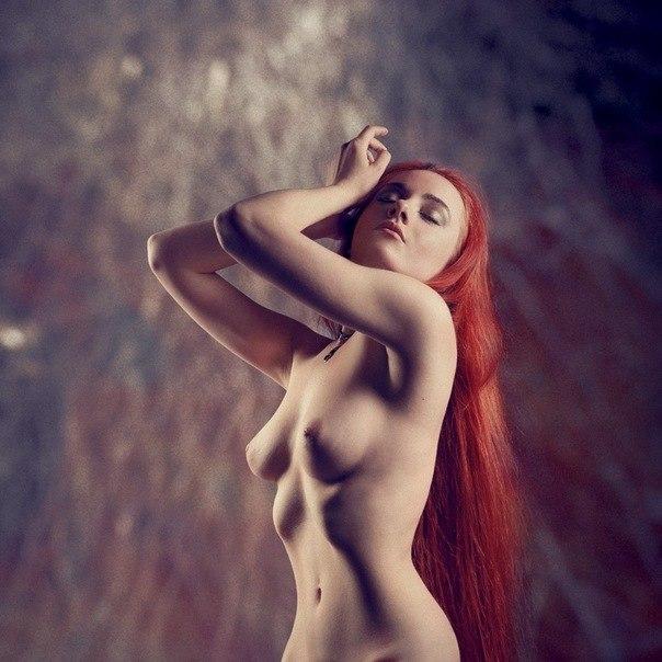 Рыжие голые девочки домашние фото фото 181-293
