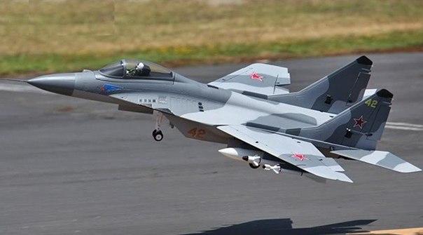 Самолеты и вертолеты российских ввс