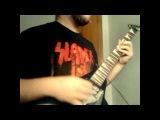Pungent Stench - Viva la muerte (Guitar Cover)