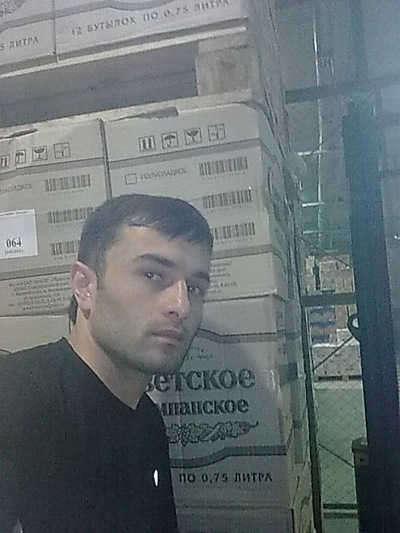 Yusuf Ibrahimov, Тюмень, id190674514
