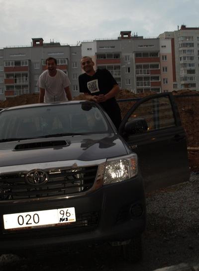 Дмитрий Гунчаков, 9 августа 1989, Екатеринбург, id39762570