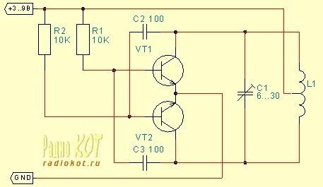 (генератор тока высокой