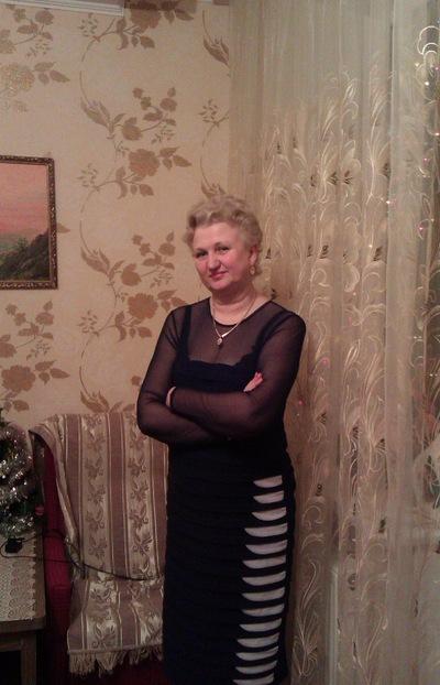 Алла Иванченко, 14 июня 1958, Овруч, id200858075
