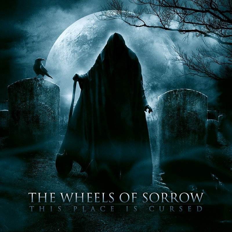 The Wheels Of Sorrow - This Place Is Cursed (EP) (2012)