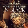 █ ★[NOVEMBER DRESSED IN BLACK]★ █