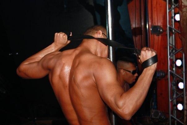 мужской стриптиз фото