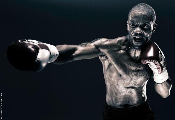 красивые рисунки бокс