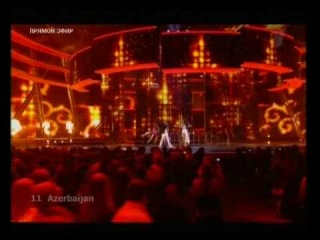 EUROVISION 2009 AZERBAIJAN - AYSEL & ARASH - ALWAYS [FINAL-HQ-LYRICS]