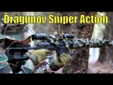 Airsoft SNIPERS Dragunov SVD, L96, ICS G33 Section8 Scotland