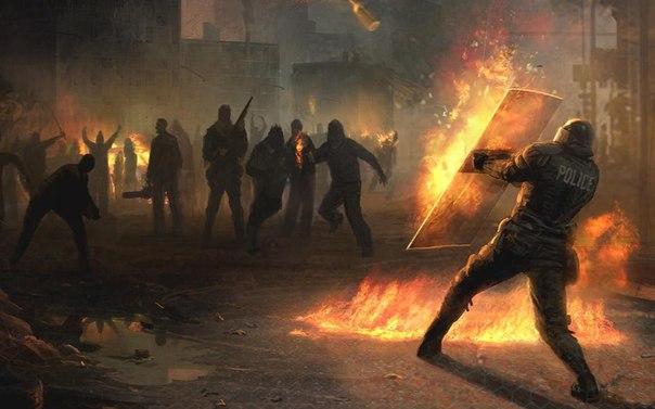 Киевлян призывают снова штурмовать РОВД: Генерал не сдержал своего слова, милиция готовит репрессии - Цензор.НЕТ 4055