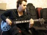 Gibson LP Studio Mblack DMT