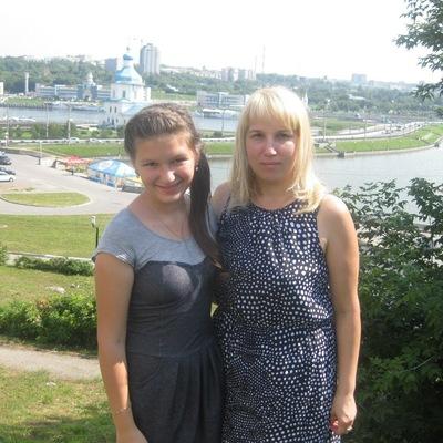 Надежда Жаворонкова, 3 июля , Москва, id221563323