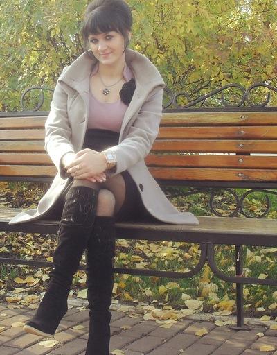 Зина Воробьева, 3 апреля 1991, Саранск, id62394589