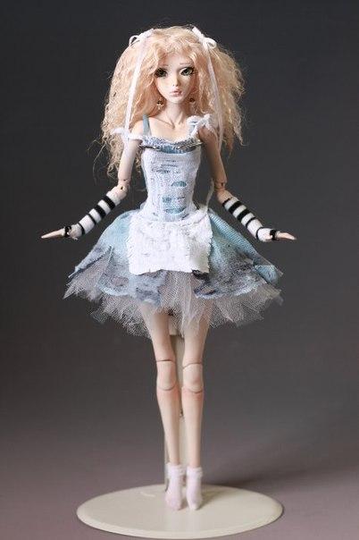 Куклы своими руками шарнирные