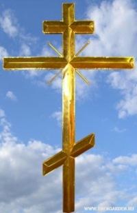 крест русский фото
