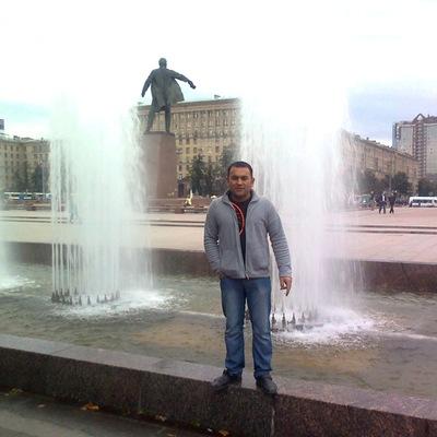 Сардор Матирзев, 19 октября 1994, Санкт-Петербург, id186749047