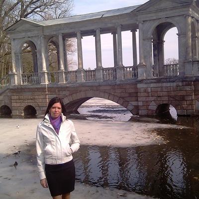 Анна Жгирова, 14 декабря 1988, Санкт-Петербург, id46806320