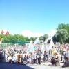 Митинг против НАМЫВА Сестрорецк 22июля СОСТОЯЛС