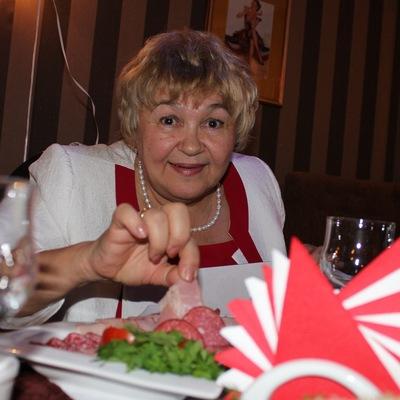 Лариса Забара, 1 мая 1953, Хабаровск, id194095383