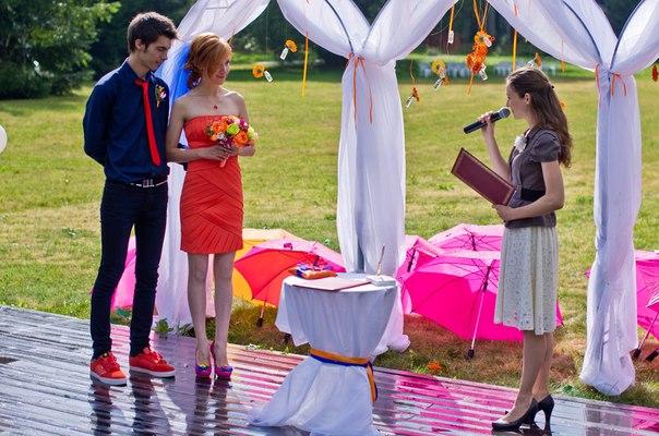 Стиль ведущего свадеб