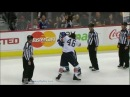Zack Stortini vs Rick Rypien Dec 26 2009