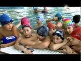 В бассейне ДГТУ проходят спортивные занятия для детей / телеканал ПРОСВЕЩЕНИЕ