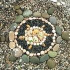 Мозаика из природного камня