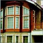 Облицовка фасадов домов натуральным камнем