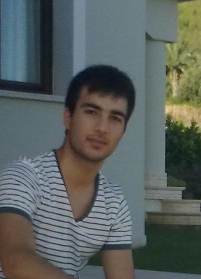 Maksat Abdullayew, 26 мая 1993, Минск, id204296699