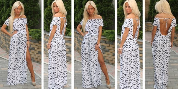 теплые платья в пол купить киев 4ec36406a651a