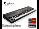 S4K PINK FLOYD COLLECTION Kurzweil K2600 pc3k by S4K ( Shine on Hey You Division Echoes Pigs Time )