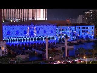 Световое шоу: Отель