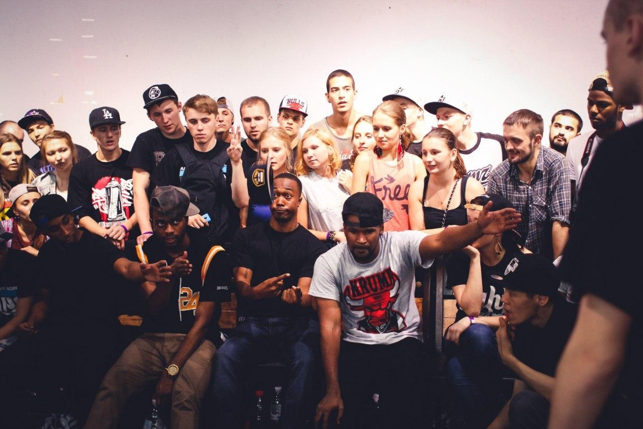 Фестиваль The Hype Out 2013 взорвал Одессу крампом