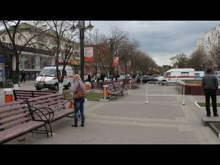 Очевидец о том, что происходило в первые минуты после стрельбы в Белгороде