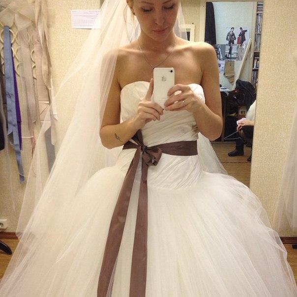 Свадебное платья от веры вонг цены